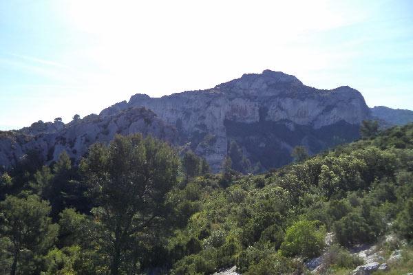 Stage multi-activité via cordata au lac à St Rémy de Provence